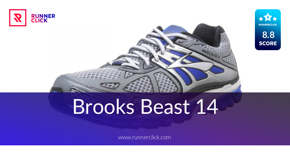 3d27a8c6e89 Brooks Beast 14 Reviewed - To Buy or Not in Apr 2018
