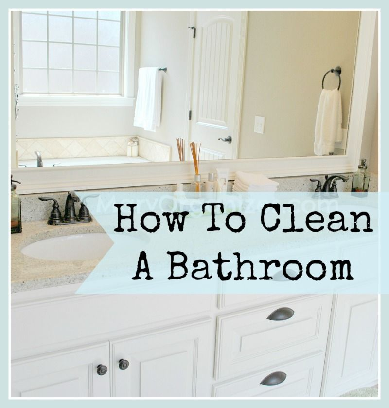 How To Clean The Bathroom Bathroom Cleaning Cleaning Walls Cleaning Buckets