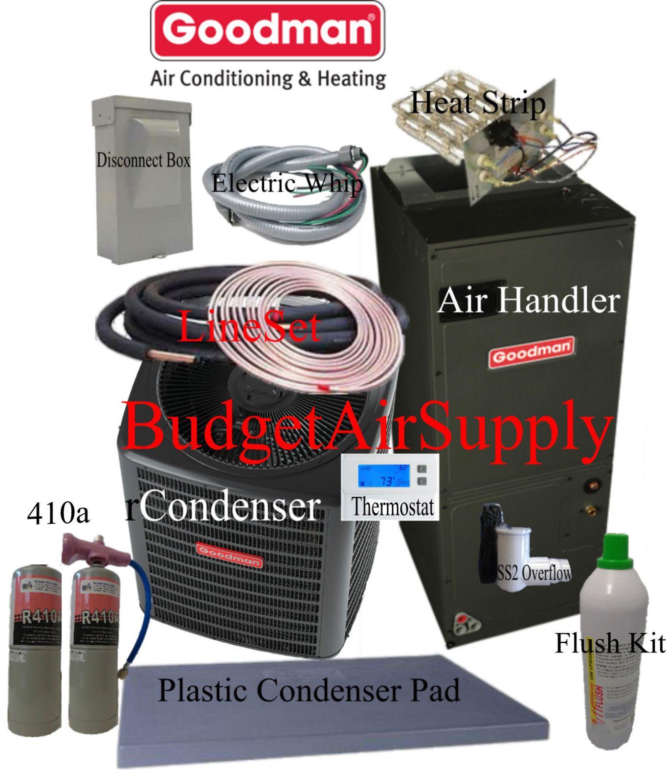 3 Ton Heat Pump in 2020 Heat pump, Split system, Heat