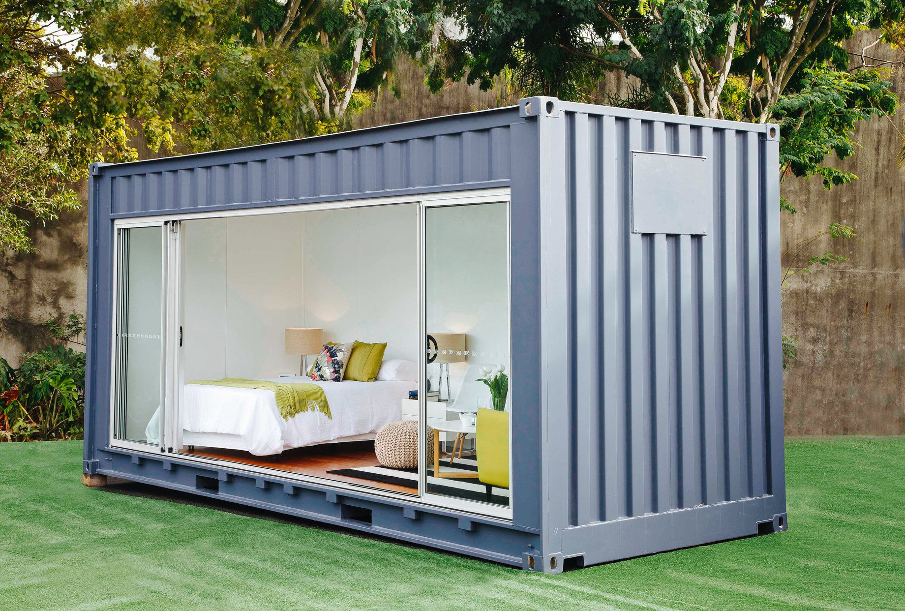 20 Cool As Hell Shipping Container Homes | Ships, Tiny houses and