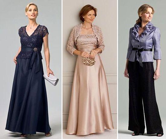 Vestidos fiesta para mujer mayor