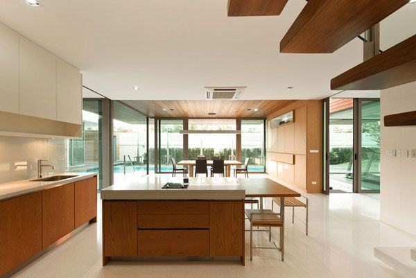 Party House In Thailand L71 By Office Of Architectural Transition
