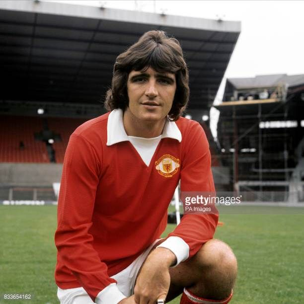 Ian Moore Manchester United Manchester United