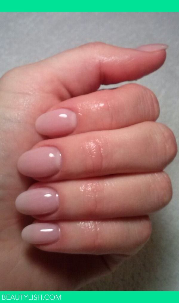 natural look | love having my nails done!! | Pinterest | Natural ...