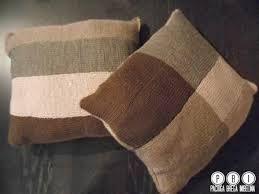 cuscino a maglia con ferri - Cerca con Google