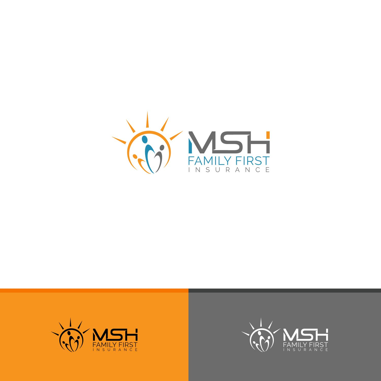 Msh Family First Insurance Merger Logo Turning Serious