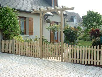 Aménagement d'allée extérieure (maison, jardin, garage