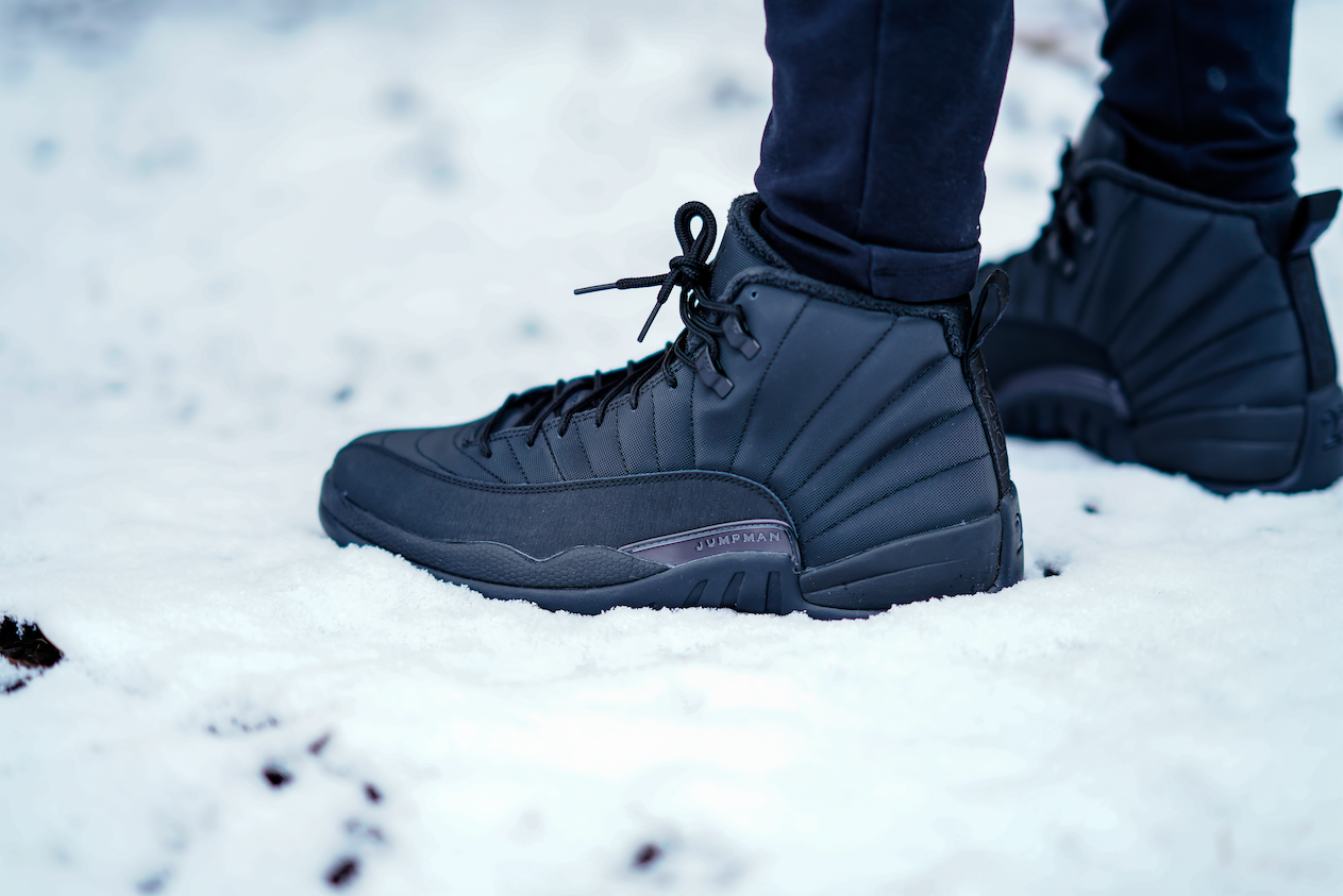 a4a18a28b067 Dominate The Winter Weather In The Air Jordan Retro 12 WNTR ...