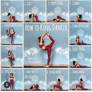 this is a beautiful yoga pose and it feels so darn good