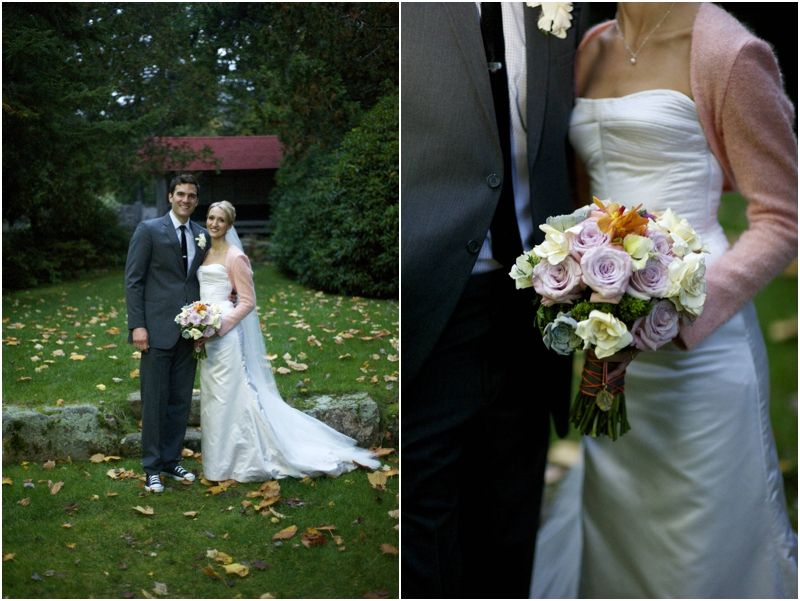 Destination Wedding In Maine Thuya Gardens Northeast Harbor Florals And Design