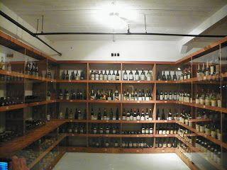 Hearst Castle Kitchen And Wine Cellar Hearst Castle Wine