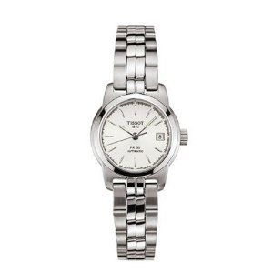 Tissot Women's T34128331 PR50 Stainless Steel Watch (Watch)