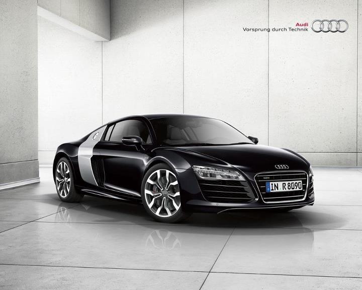 New Audi R8 <3<3