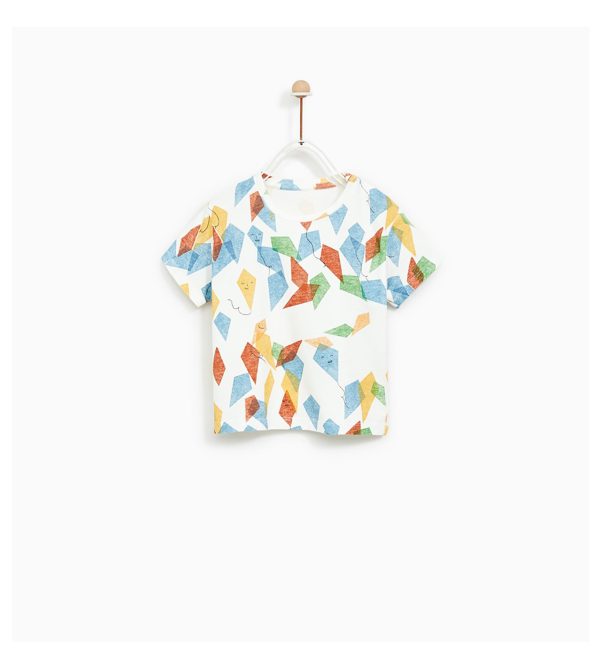 7d1f117adb Baby Boys' T-shirts | New Collection Online | ZARA United States ...
