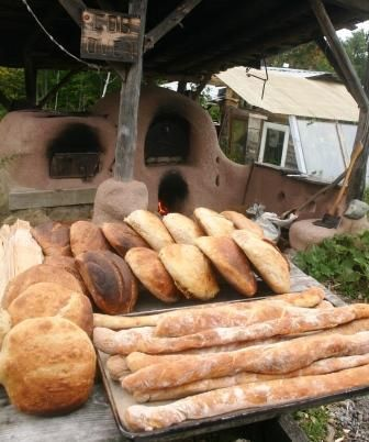 It's not really medieval, but I can imagine how a basic bakery could be just like this.