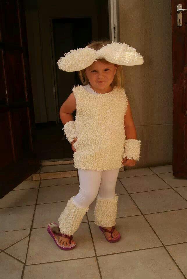 Sheep costume  sc 1 st  Pinterest & Sheep costume | crafty | Pinterest | Sheep costumes Costumes and ...