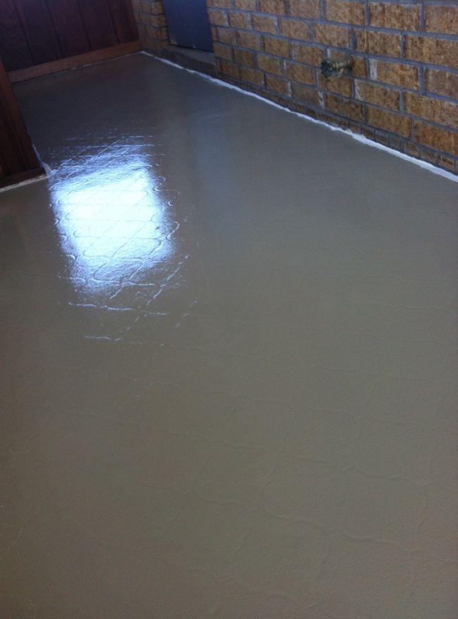 My 50 Floor Painted Vinyl Floors Vinyl Flooring Flooring