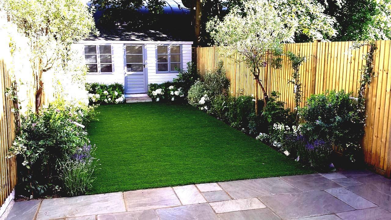 Wunderschöne Kleine Garten Design Ideen Niedrigen Wartung