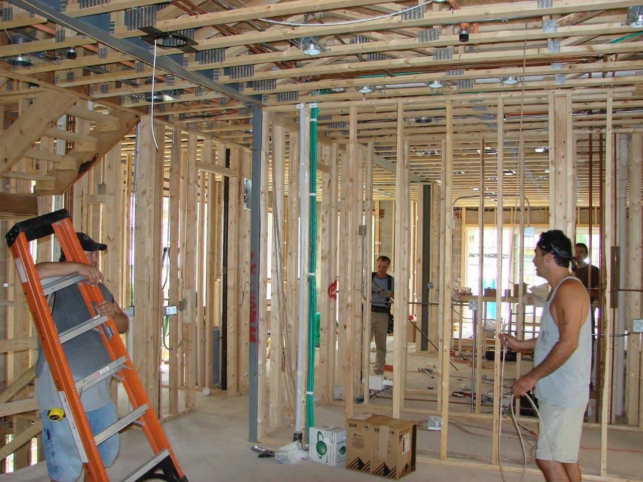 Low voltage wiring new construction Chicago – Low Voltage Wiring New Home