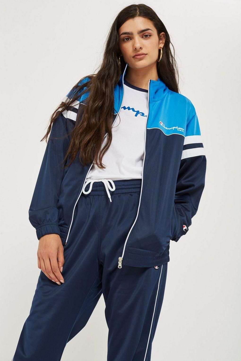729af850514a Get on track in the sporty style department with this tracksuit by  Champion.  TopshopStyle