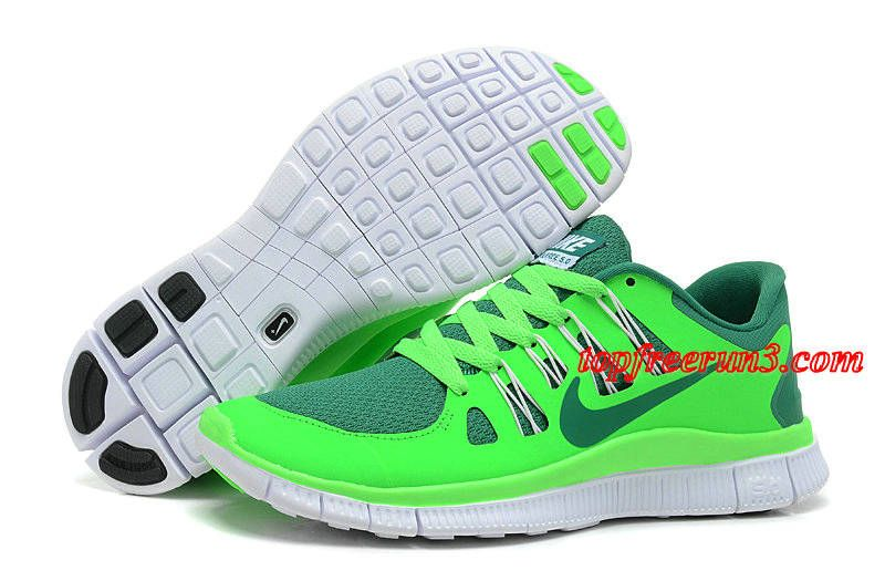 #topfreerun3 com Save Up To 58%,$53.31 Mens Nike Free 5.0 Poison Green Shoes