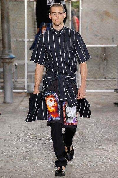 Givenchy Spring 2016 Menswear Collection - Vogue