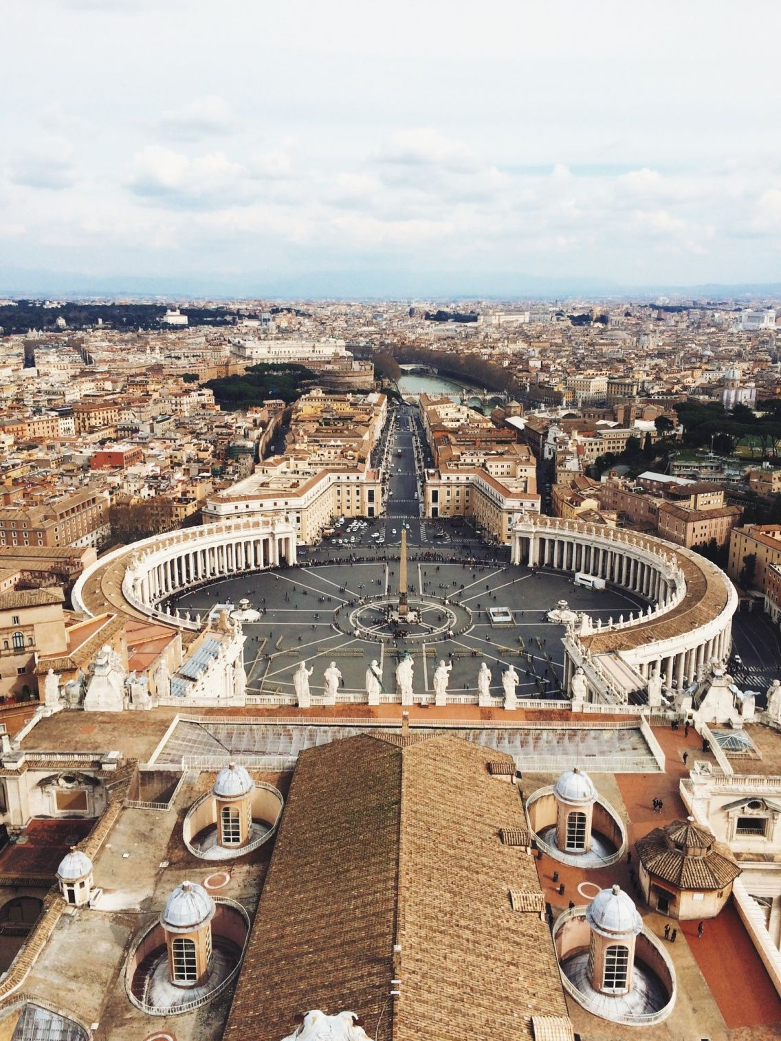 Vatican, Italy / photo by venedie