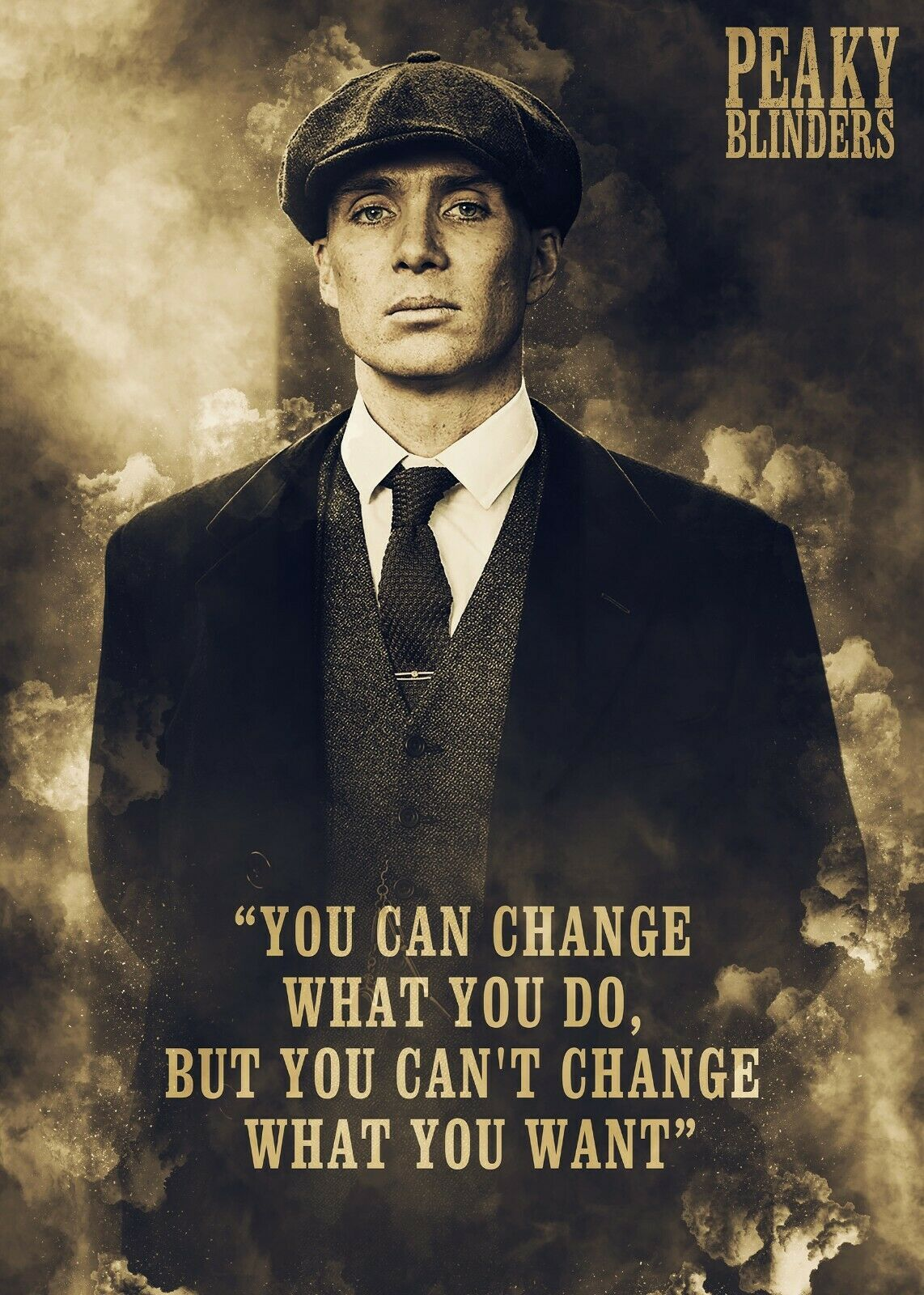 Details about Peaky Blinder, TV Series, Thomas Shelby