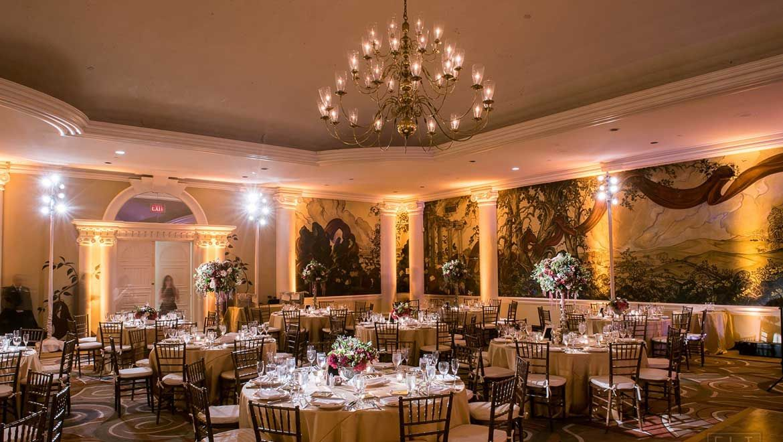 D C Wedding Venues Omni Shoreham Hotel Wedding In 2019