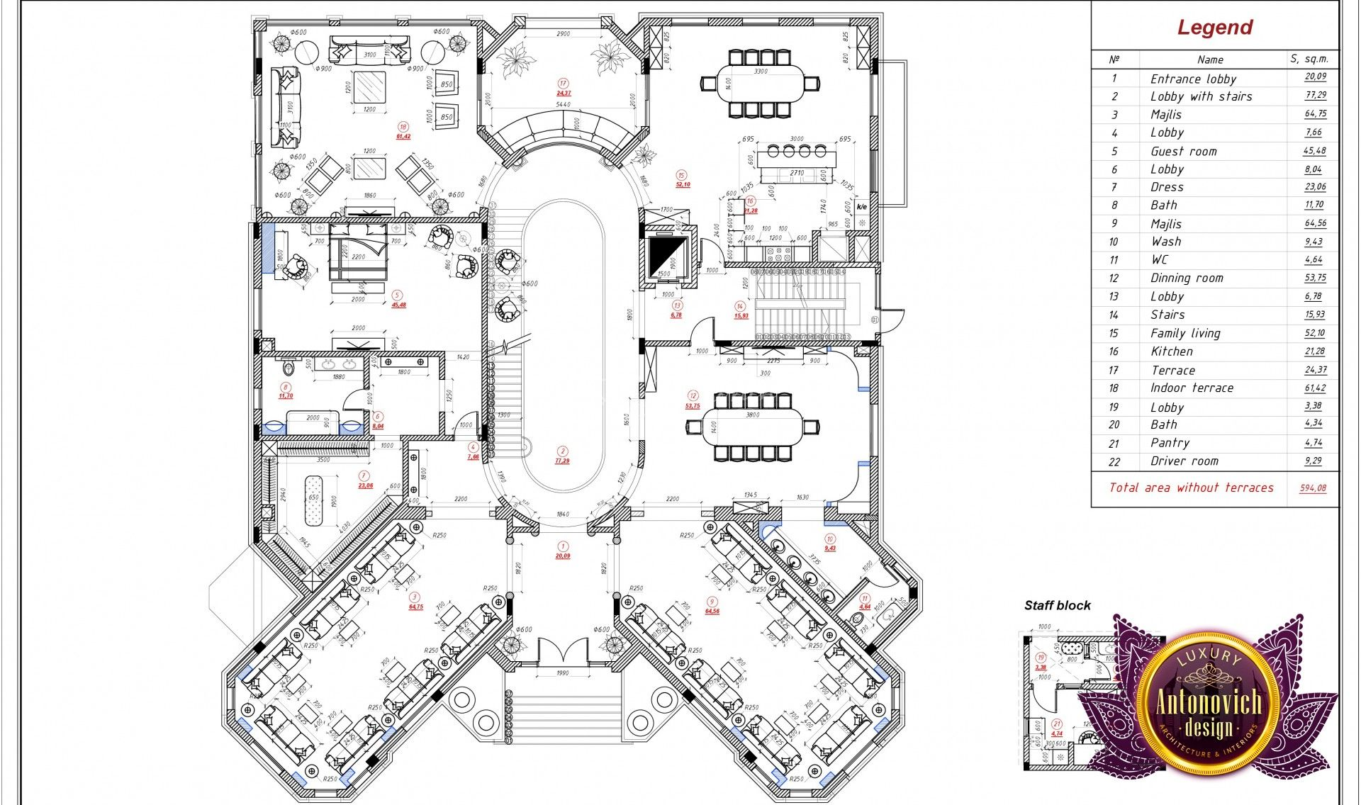 Royal Villa Floor Plan If You Are Looking For A Unique Style Of Your Home Office Or Public Space You Are We Floor Plans Home Map Design Luxury House Plans