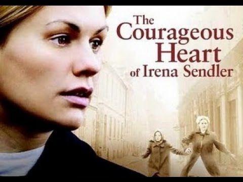 El Valiente Corazón De Irena Sandler 2009 Película Completa Subtitulada En Castellano Youtube Movie Night Character Building Irena Sendler