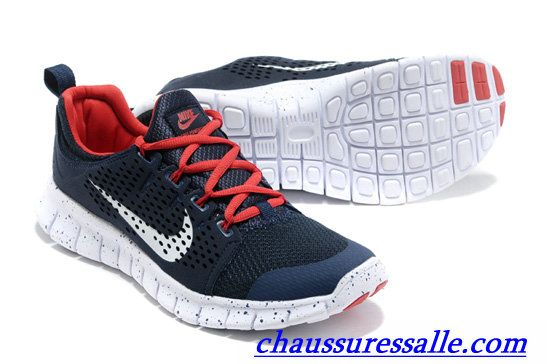 More and More Cheap Shoes Sale Online,Welcome To Buy New Shoes 2013 Nike  Free Powerlines II Mens Navy Sport Red Silver White [Nike Free 2013 - Nike  Free ...