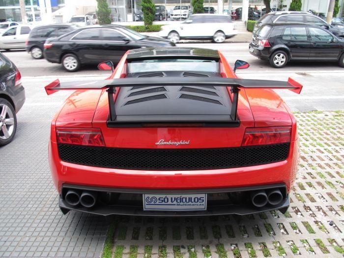 Lamborghini Gallardo LP570-4 Supertrofeo - Só Veículos