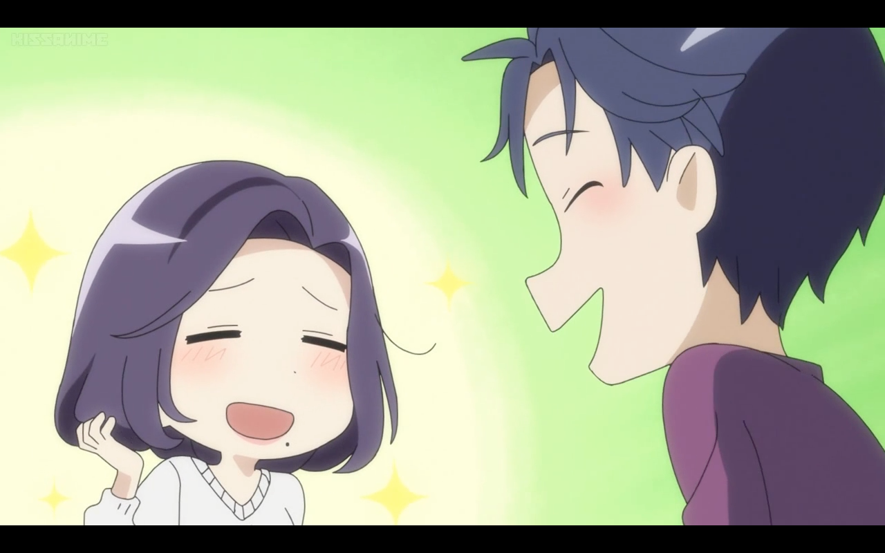 Morioka Moriko Homare Koiwai Net Juu No Susume 1x06