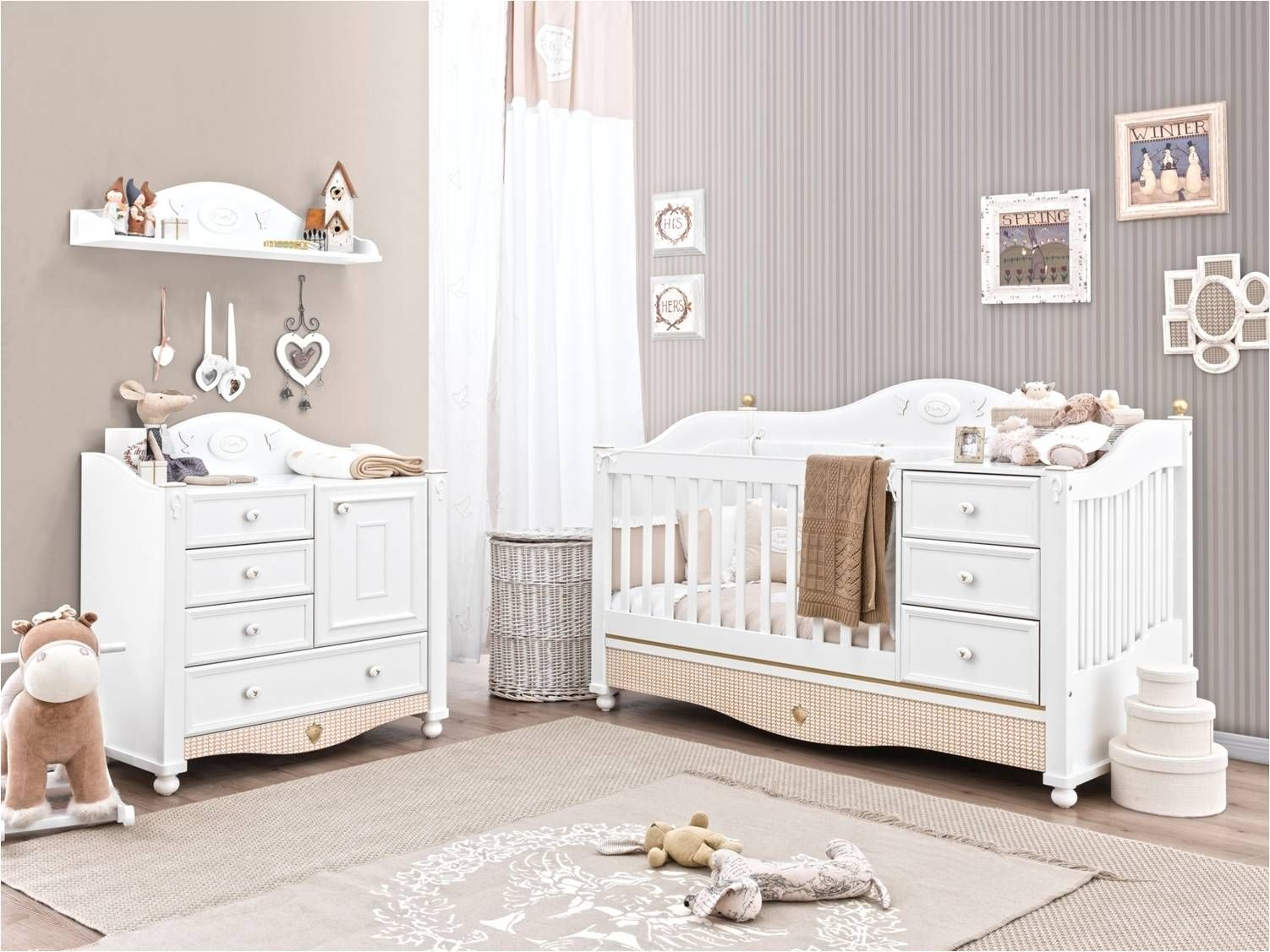 Babyzimmer Landhausstil ~ Softy series at the cilek room mumbai softy series pinterest