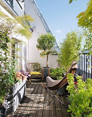 Nice A Small Balcony Means You Are Limited By Space, Not By Inspiration. See My  10 Favourite Balcony Gardens For Gorgeous Ideas. Make Your Neglected Balcony,  ...