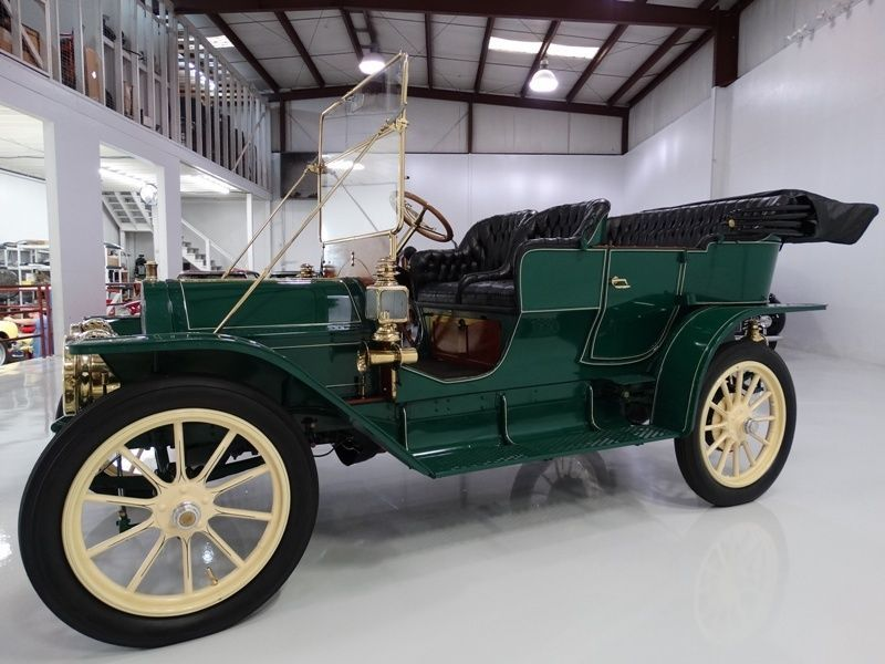 1909 Cadillac Model 30 Touring | Classic Cars | Pinterest | Cadillac ...
