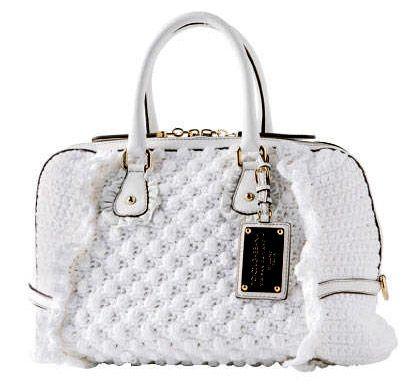 Salvatore Ferragamo Knit Shoulder Bag - Google Search