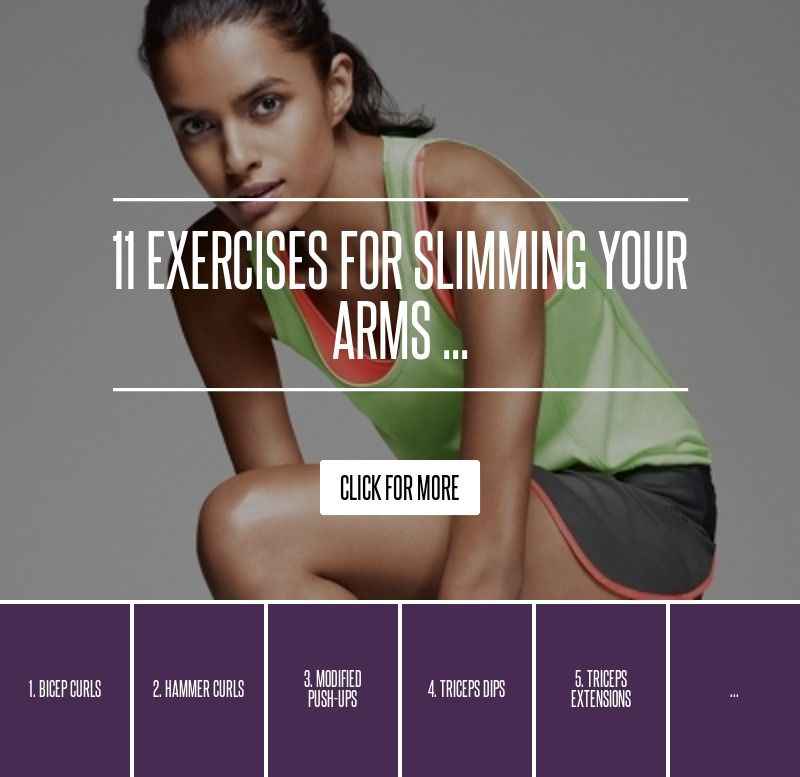 Slimming Arms Exercises