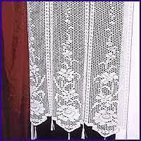 5 Hassdesign Filet Crochet Curtain Patterns