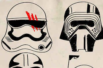 How To Draw 4 Badass Star Wars Helmets Dessins Faciles