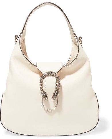 gucci bags white. gucci - dionysus hobo small leather shoulder bag white bags