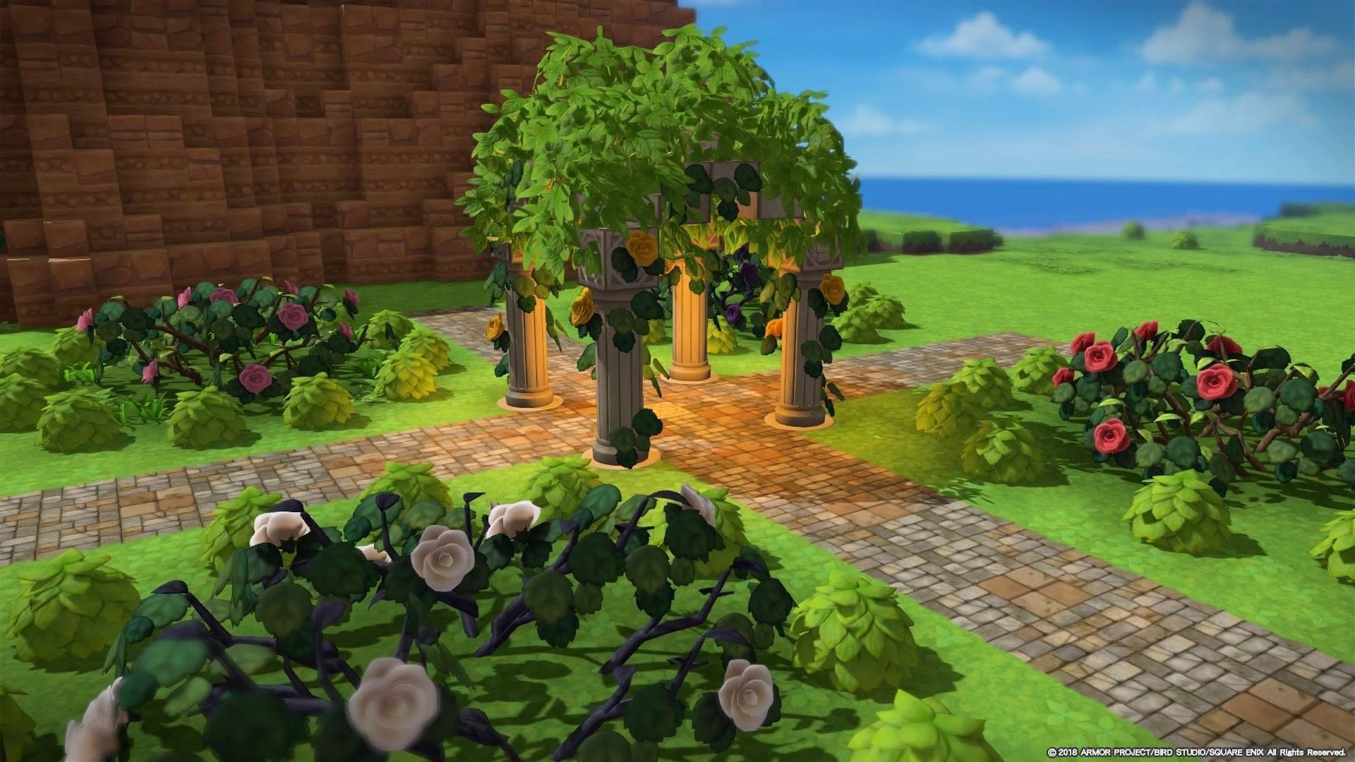ビルダーズギャラリー ドラゴンクエストビルダーズ2 Square Enix シドー 建築 ビルダーズ