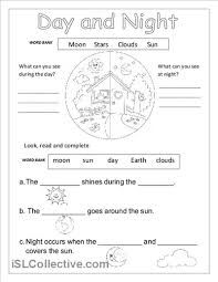 1st Grade Free Science Worksheets