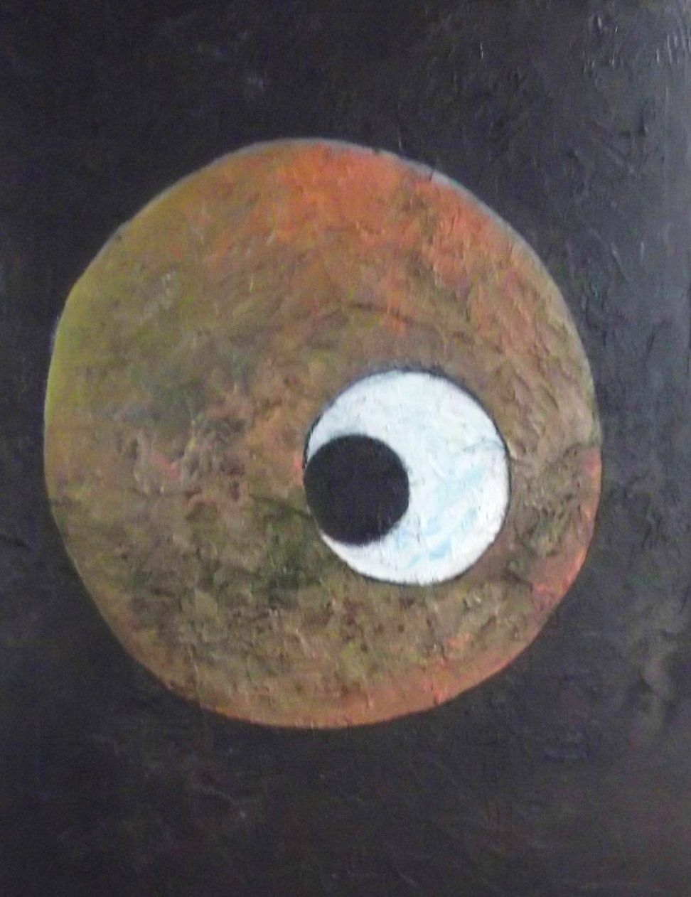 Zonder titel, schilderij van Welmoed Reitsma .. Kunst / Abstract / Modern / Schilderij