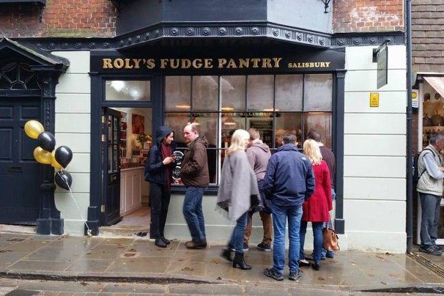 Roly's Fudge Pantry, Salisbury