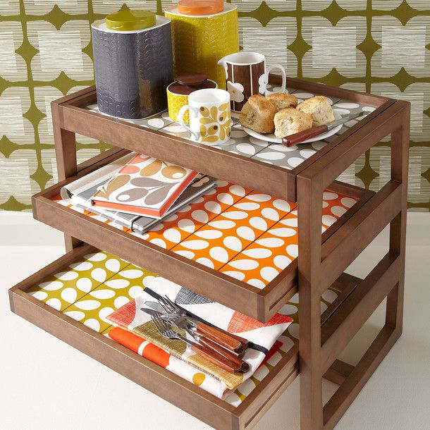 Tray Side Table__maybe pop pop could make me this!