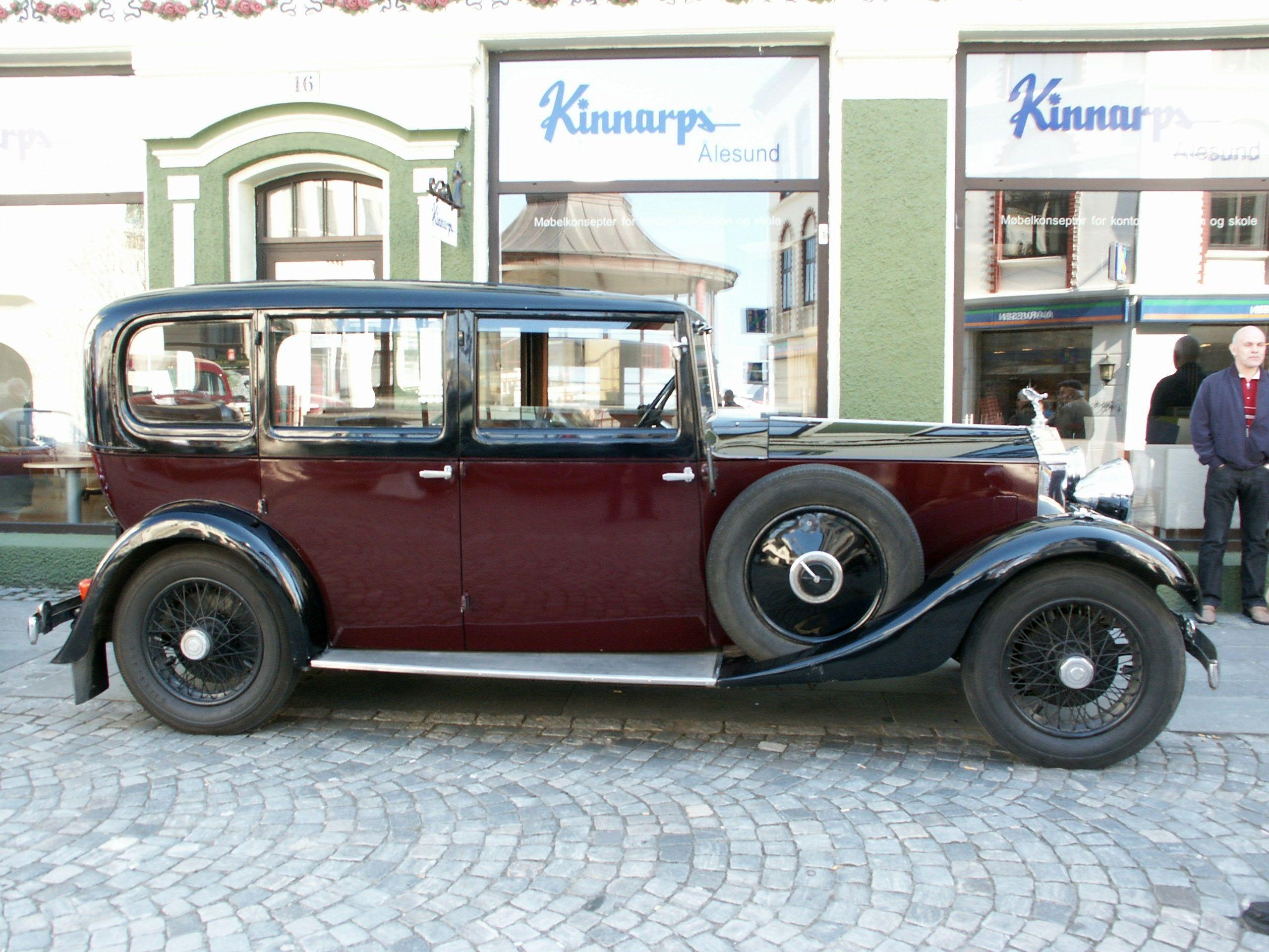 Pin by Martin Lewer-Allen on CARS | Pinterest | Rolls royce, Royce ...