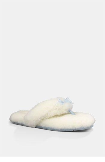 UGG® Australia 'I Do' Flip Flop.  It's like walking on clouds.
