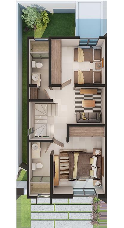 Pin De Robinho Bhz En Planos Casa Diseño Casas Pequeñas Diseños De Casas Planos De Casas Pequeñas